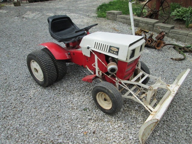 Sears Small Tractors : Tractorauctions